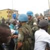 Le QG de la Monusco pris d'assaut par des manifestants