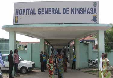 Hôpital-Général-de-Kinshasa