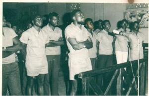 Procès des étudiants lovanium