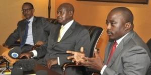 RDC – Rwanda – Ouganda – Burundi
