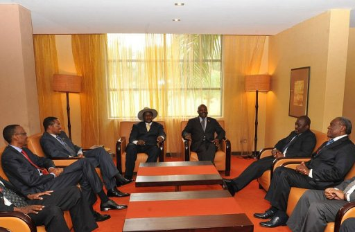 Rdc rencontre de kampala