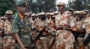 troupes Gisenyi