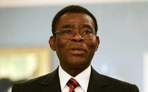 Teodoro Obiang Nguema