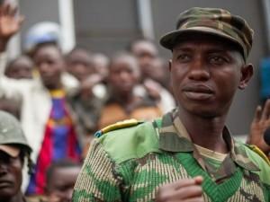 Le colonel Mamadou Mustafa Ndala des FARDC/Photo Facebook