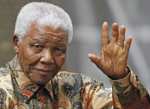 BRITAIN-SOUTH AFRICA-POLITICS-BROWN-MANDELA