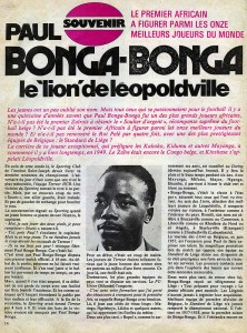 paul bonga bonga