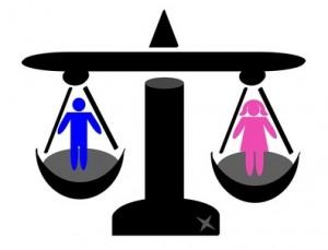 balance des sexes