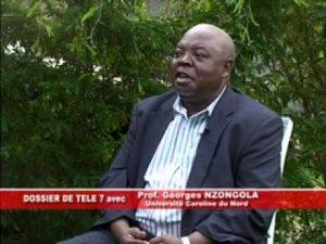 prof nzongola