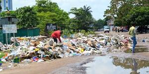 Immondices à Kinshasa : une source de revenus et une opportunité d'emplois