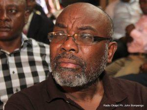 Mwenze Kongolo. Radio Okapi/ Ph. John Bompengo